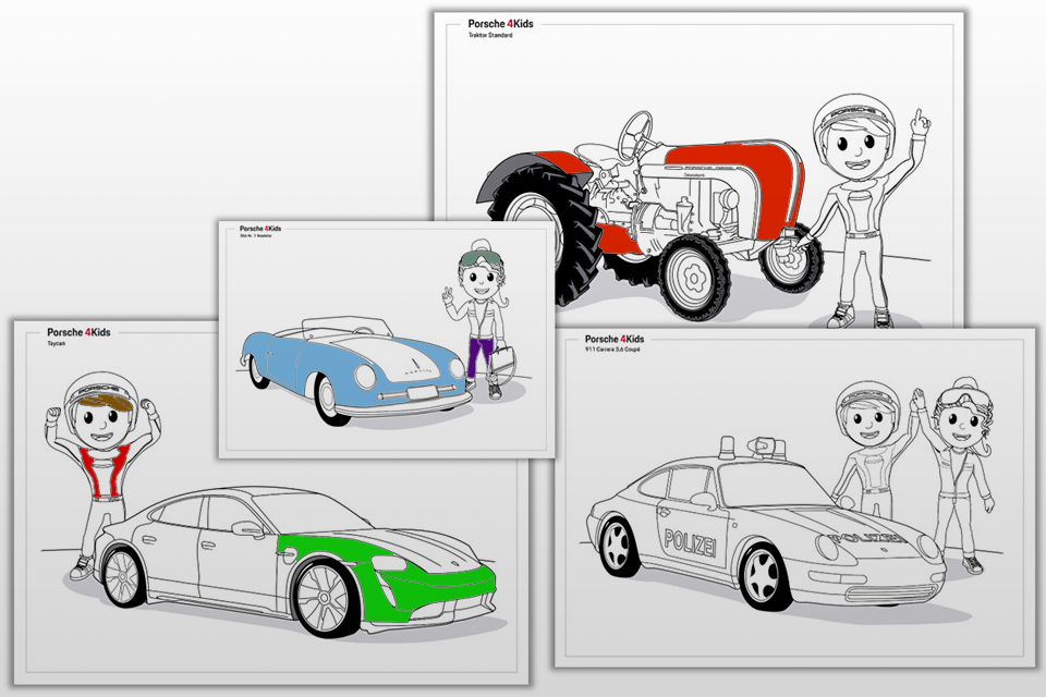 Mach Mit Bei Porsche Span Class Highlight Brand Red 4 Span Kids