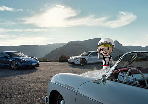 Porsche 4Kids berichtet