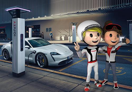 Was weißt du über Porsche?