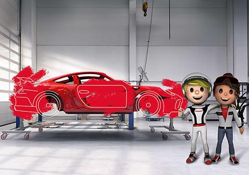 Porsche Development Weissach: Design & Prototype