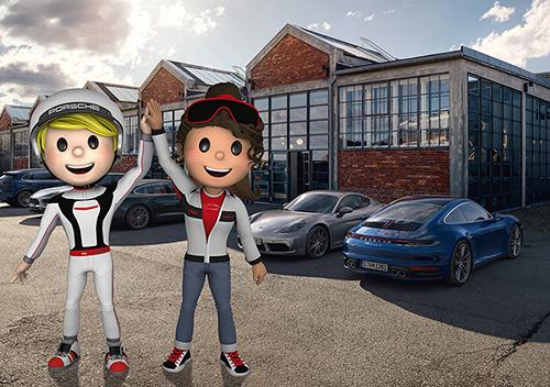 Team spirit at Porsche: Together unbeatable